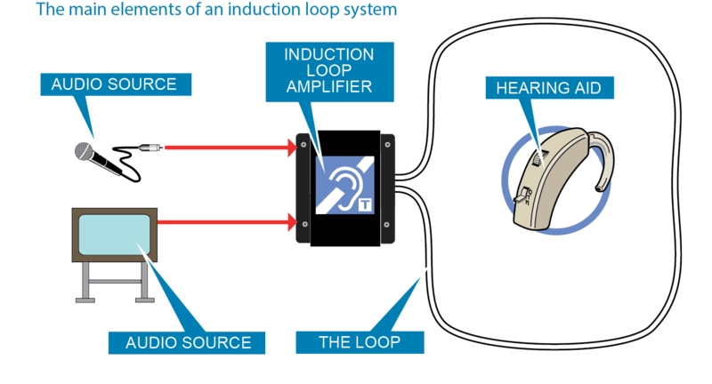 Products Induction Loop