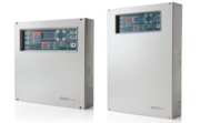 SmartLine020-4: conventional control panel with 4 zones expandable to 20
